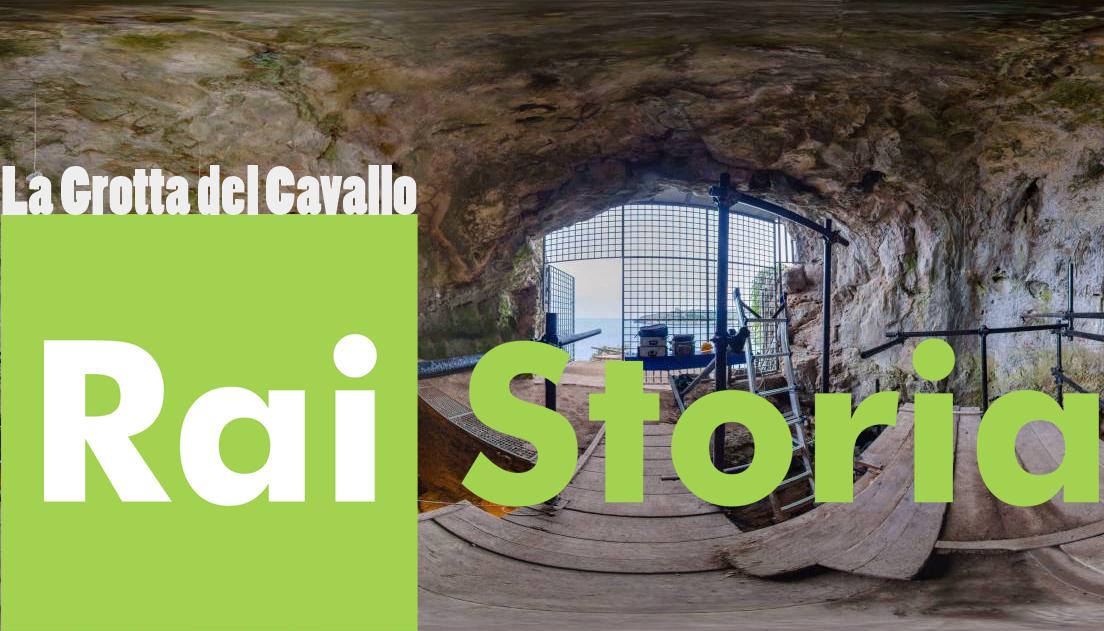 Grotta del Cavallo su Rai Storia